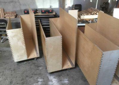 15 wooden carts 0058
