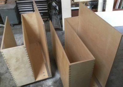 16 wooden carts 0059
