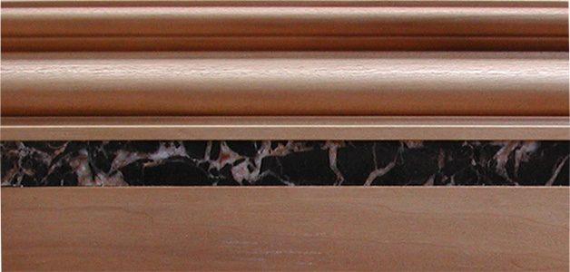 baseboard-molding-Marron-Imperial