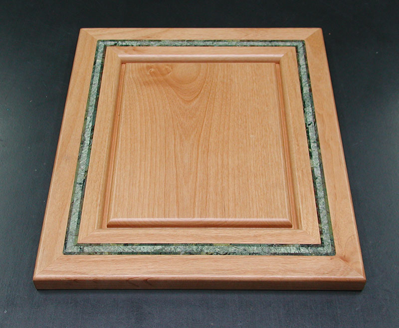 Stone Inlaid Cabinetry By Seclay