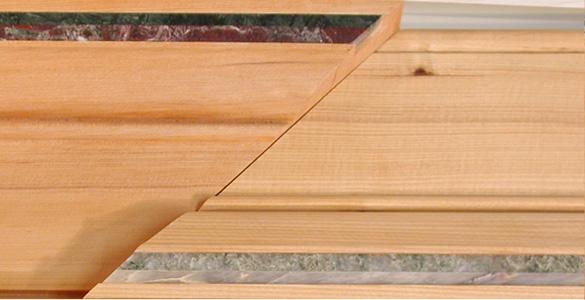 molding-chair-rail--Rosso-Levanto--Verde-Guatemala--Fior-Di-Pesco--Costa-Esmerelda