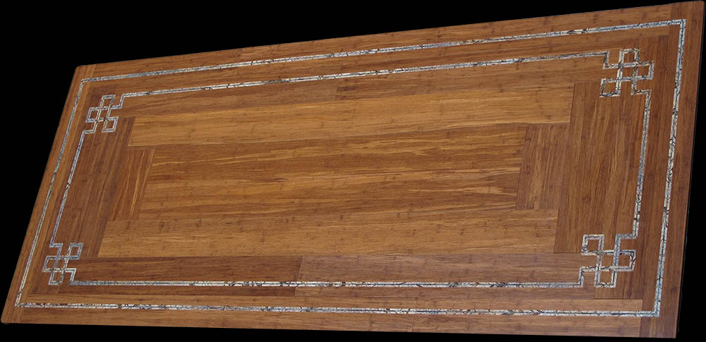 flooring-Celtic-Knot-inlay