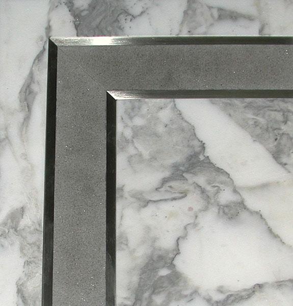 flooring-Pietra-Serena--Arabescato--German-Silver-Bronze