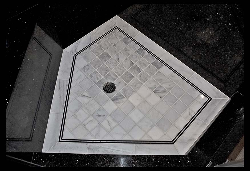 shower-floor-tile-and-stone-inlays