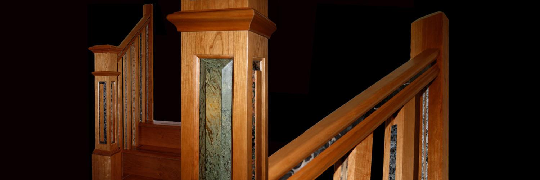 staircase-rail-box-newel--Verde-Borgogna
